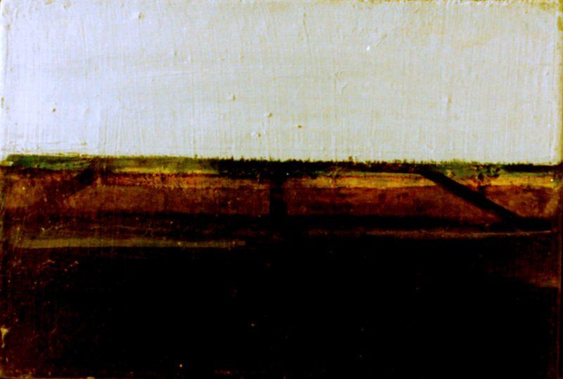 <div>/</div>Olieverf op doek<div>/</div>15 x 25cm